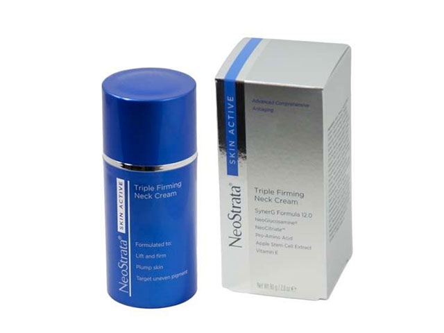 Triple Firming Neck Cream  Skin Active NeoStrata 75 Grs